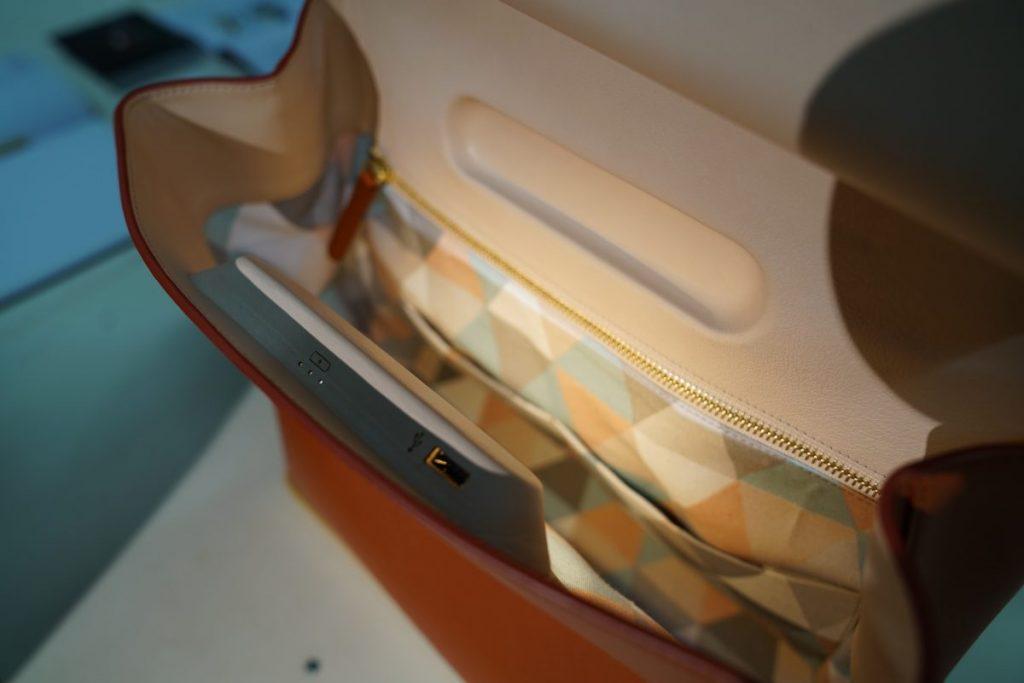 osvetlenie  v kabelke