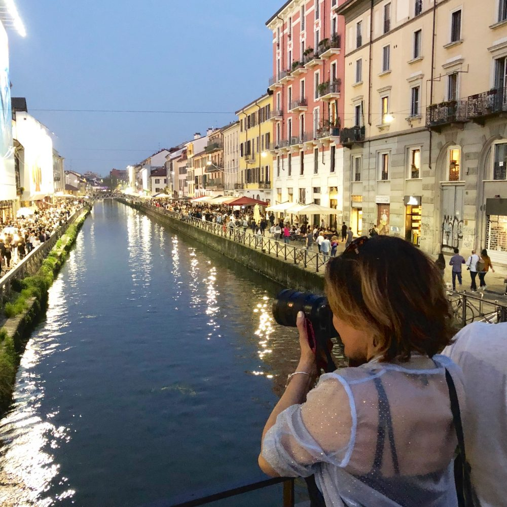 Navigli - milánske Benátky :-)