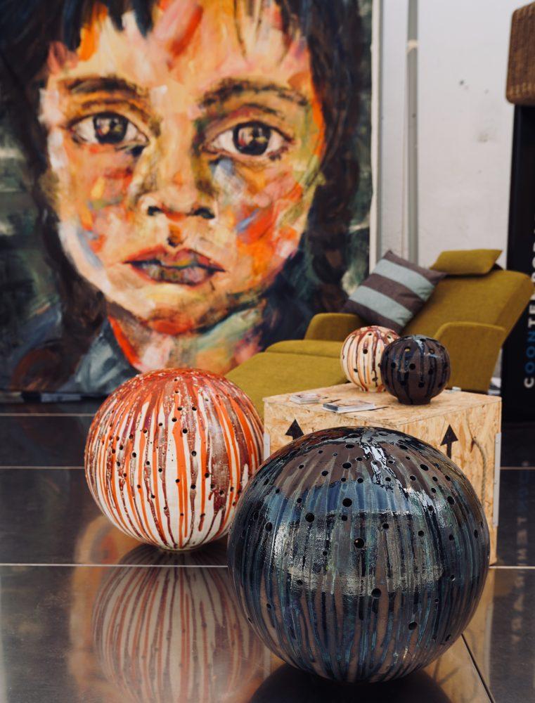 Alessia Cors - keramika a portréty