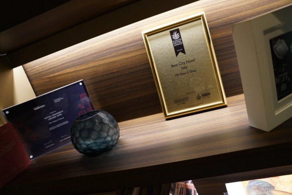 Ocenený hotel  Me Milano Il Duca by Melia