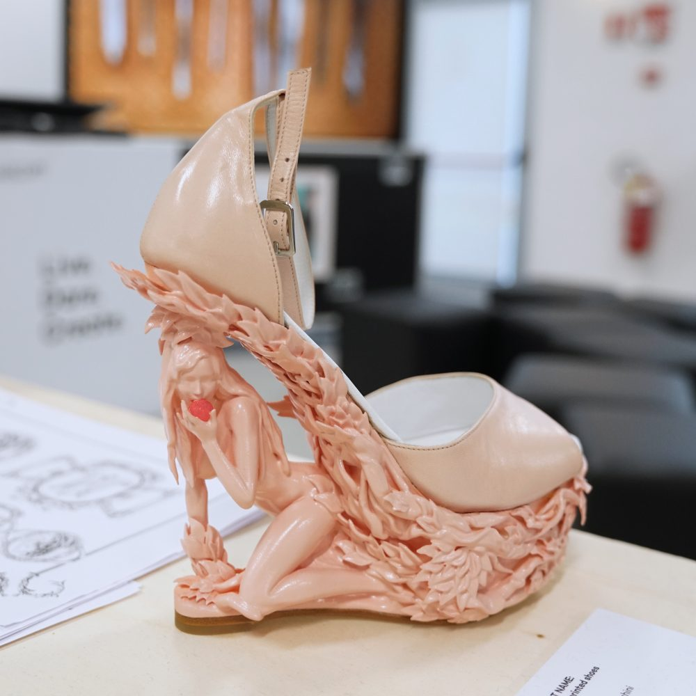 3D print sandálky