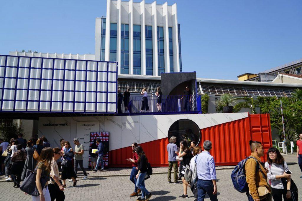 kontainerové bývanie