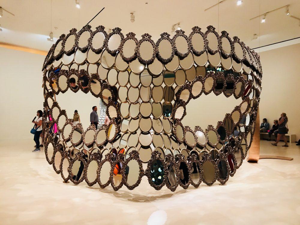 Som tvojím zrkadlom - výstava v múzeu Guggenheim