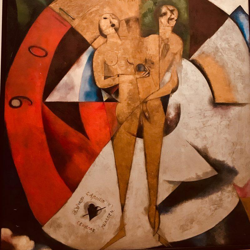 Výstava Marca Chagalla