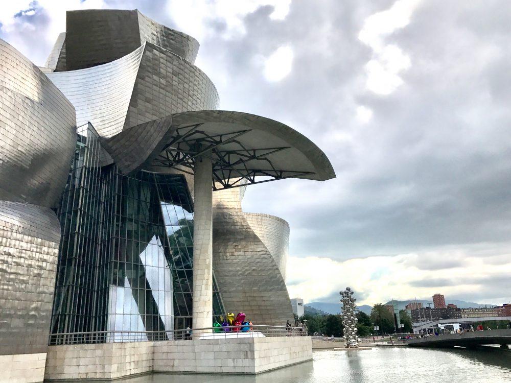 Guggenheim múzeum Bilbao