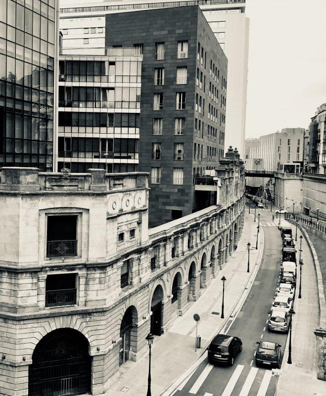 Bilbao - staré a nové