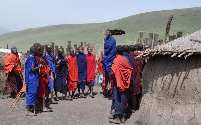 Fascinujúci svet hrdých Masajov