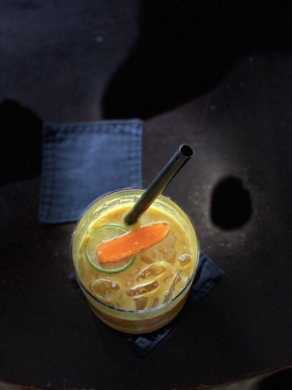 Turmeric Margarita v Seminyaku