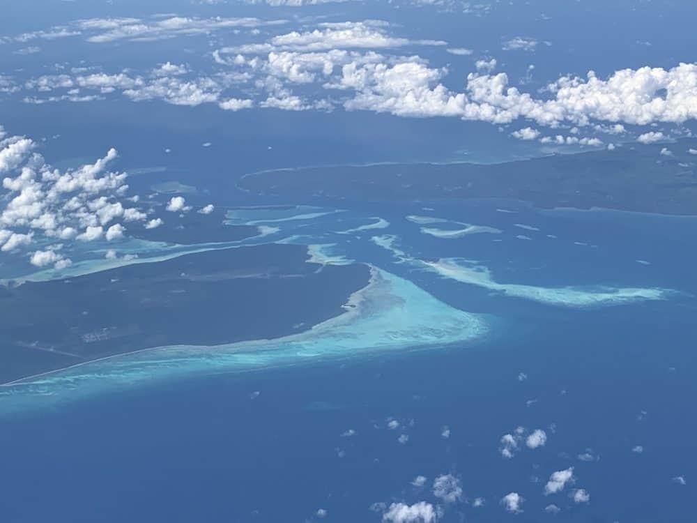 indonézske ostrovy