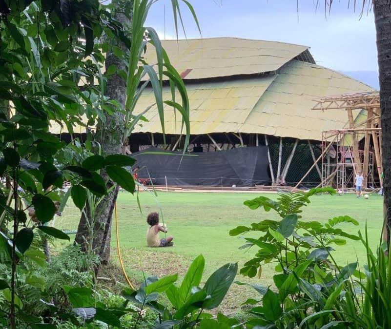 Škola snov na Bali – Green school